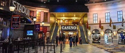 Ameristar Casino Hotel has a DraftKings sportsbook