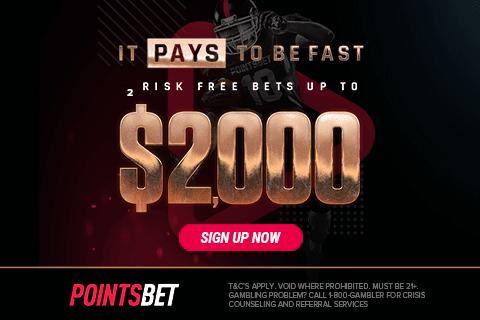 PointsBet Indiana Bonus