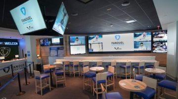 The Sportsbook at Ameristar casino
