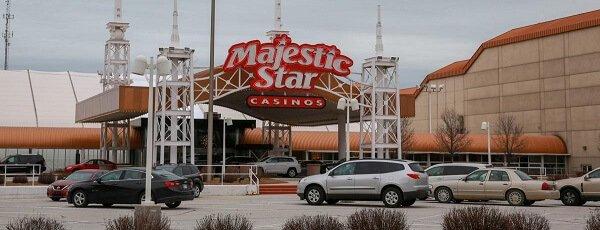 Majestic Star casino, Indiana
