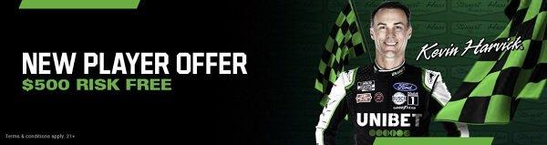 Unibet IN Sportsbook bonus offer