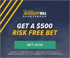 William Hill Indiana Risk Free Bet