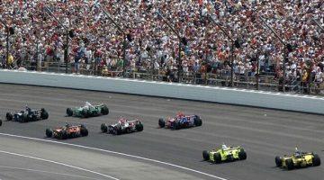 Indy 500 no fans
