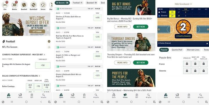 New Caesars sports app Indiana