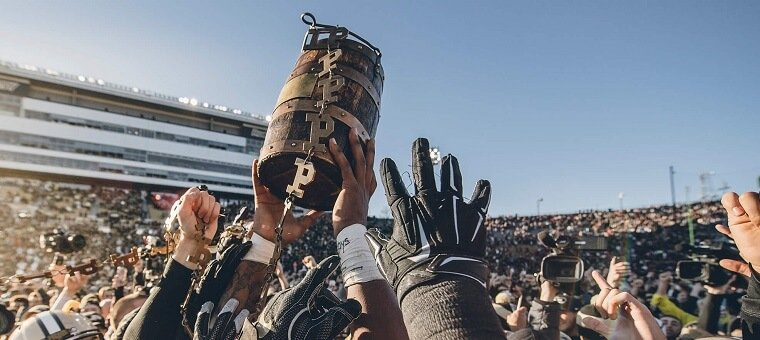 Old Oaken Bucket Game