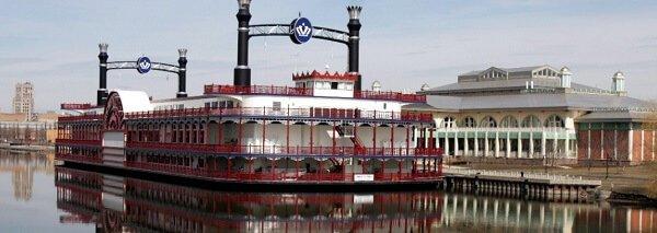 Grand Victoria Casino & Resort riverboat