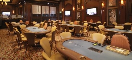 Horseshoe Hammond Casino poker room