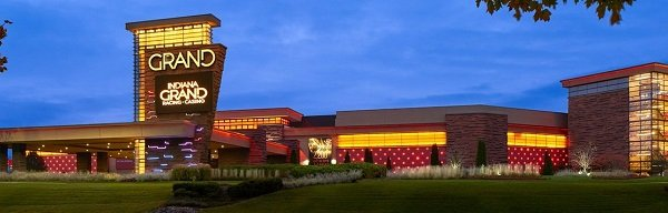 Indiana Grand Casino poker room