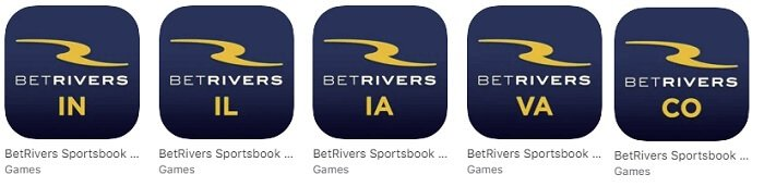 BetRivers iTunes update