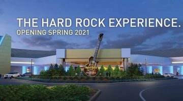 Hard Rock Casino, Gary