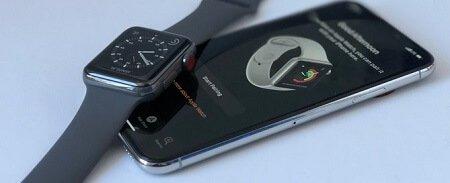 Pairing Apple watch & iPhone