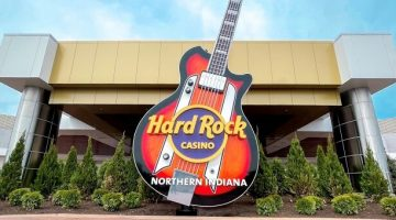 Hard Rock Casino, Gary, IN