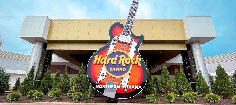 Hard Rock Casino, Gary, IN