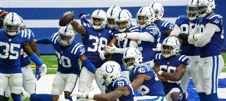 Colts Betting Odds