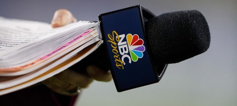 NBC microphone