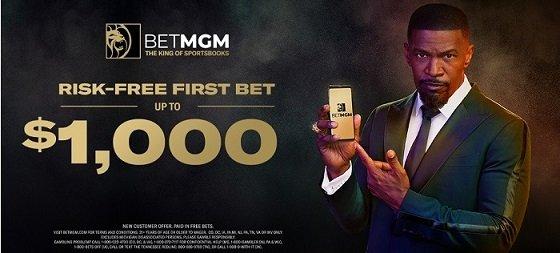 BetMGM Indiana promo code